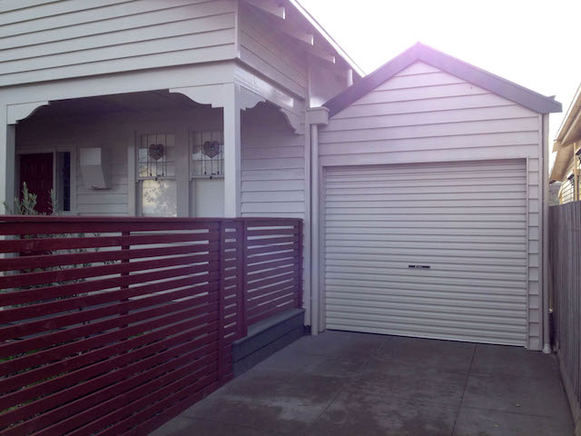 BD Roller Door Series 1 East Geelong Garage Doors