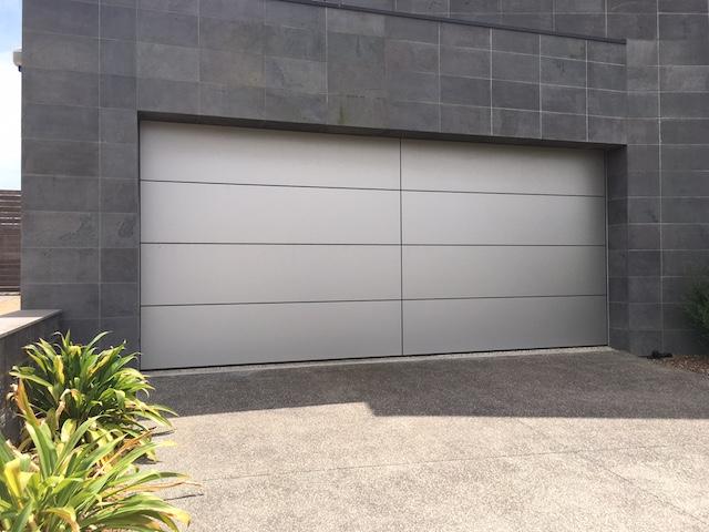 Alucobond Designer Door3 Torquay Garage Doors
