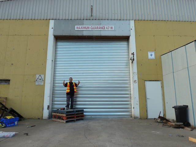 Commercial Staff Geelong Garage Doors