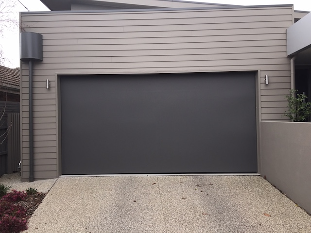 Recessed Ply Tilt Door1 Newtown - garage door
