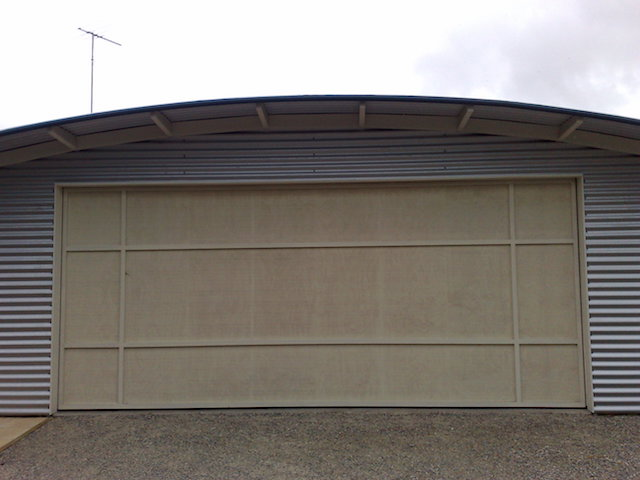 Recessed Ply Tilt Door3 Pt Lonsdale Garage Doors