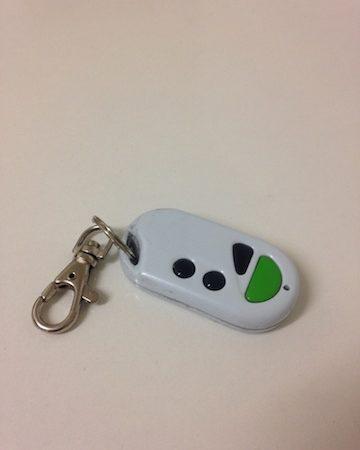 ACDC 4 Button 433.22MHZ Transmitter 2.15
