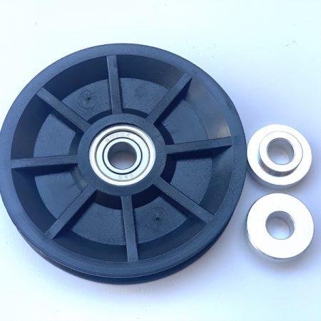 90mm Plastic Sheave Wheel Kit